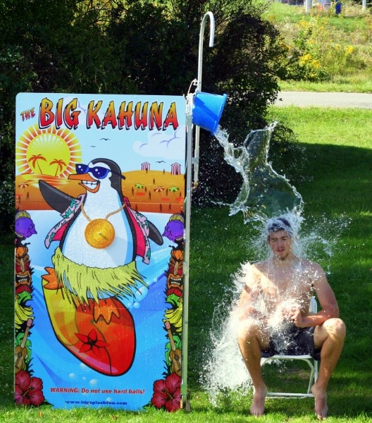 Big Splash Dunk Tank Rental