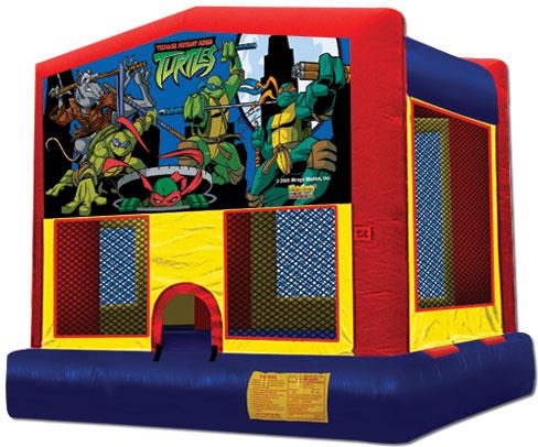 Ninja Turtle Bounce