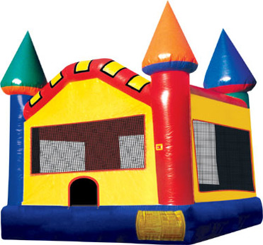 13' x 13'  Bouncy Castle