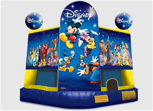 Disney Bouncy Castle Rental Toronto
