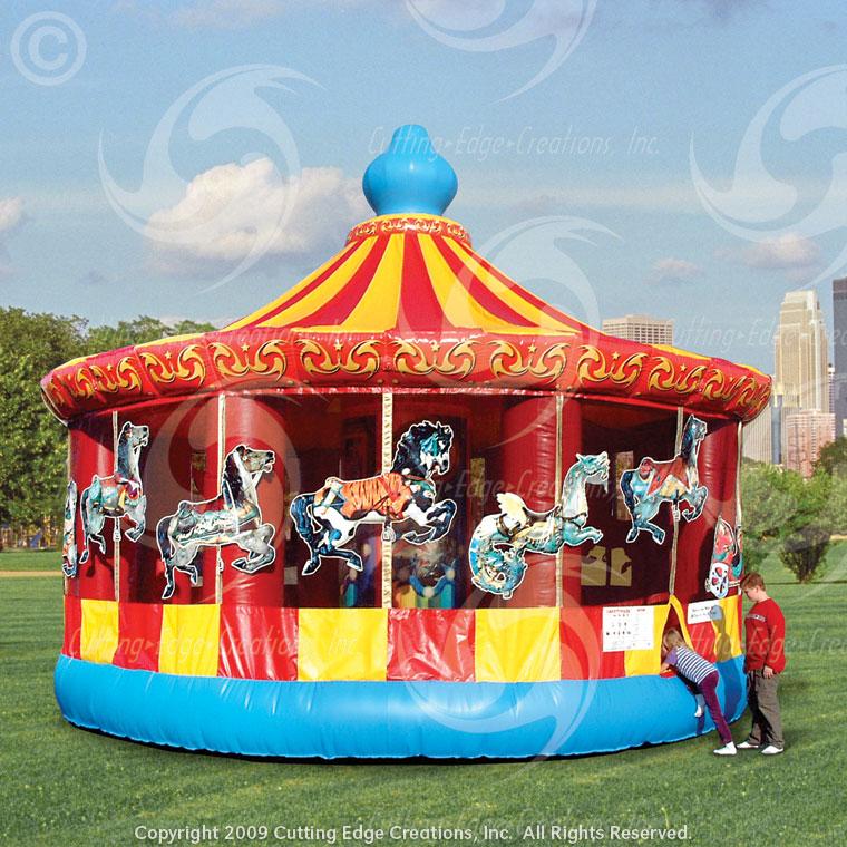 Carrousel Bounce