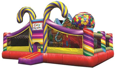 Candy Land Playground